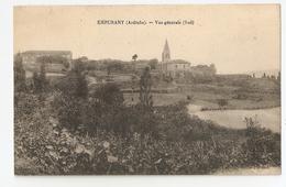 07 Empurany, Vue Générale Sud Carte Inédite (2944) L300 - France