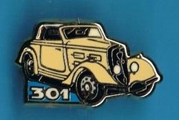 PIN'S //  ** AUTOMOBILE / PEUGEOT 301 ** . (Hélium Paris) - Peugeot