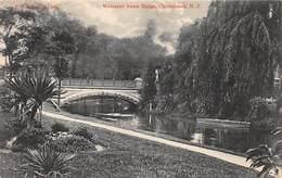Christchurch, New Zealand - Worcester Street Bridge Postcard - New Zealand