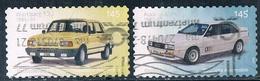 2018  Klassische Automobile  (Satz)  Selbstklebend - Oblitérés
