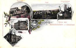 [DC11952] CPA - GERMANIA - GRUSS AUS HANDSCHUHSHEIM - PERFETTA - Non Viaggiata - Old Postcard - Non Classificati