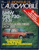 DATSUN LAUREL DIESEL - ESSAI DÉTAILLÉ.(Contenu Dans 'Le Moniteur De L'AUTOMOBILE' Du 8 Octobre 1981) - Advertising