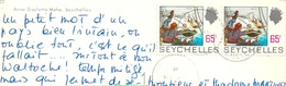 SEYCHELLES Lot De 2 CPM à Saisir Oiseau Pirates - Seychelles (1976-...)