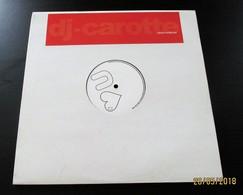 MAXI 45T DJ CAROTTE : I Love You - 45 T - Maxi-Single