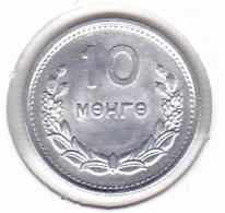 Mongolia - 10 Mongo 1959 - UNC - Mongolia