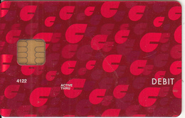 USA - TD Bank Debit Card, PlasticCards Sample, 05/08 - Credit Cards (Exp. Date Min. 10 Years)