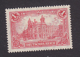 Germany, Scott #111, Mint Hinged, General Post Office, Issued 1920 - Allemagne