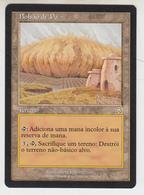 Magic The Gathering * Bolsão De Pó * Dust Bowl * Portuguese - Terrains