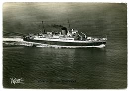 CIE GLE TRANS. : S.S. VILLE D'ORAN - Steamers