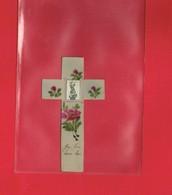 Image Religieuse & Pieuse... Croix En Celluloïd ... - Devotieprenten