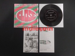 """45T CERAMIC HOBS / HOWL IN THE TYPEWRITER Bedrooms And Knobsticks 1988 UK 7"""" Flexi - Unclassified"""