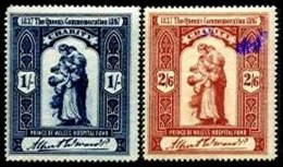 GREAT BRITAIN, Cinderellas, */** MLH/MNH, F/VF - Cinderellas