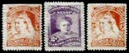 GREAT BRITAIN, Cinderellas, (*) MNG, F/VF - Cinderellas
