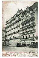HEYST - Grand Hôtel De La Plage Et Grand Hôtel Royal - 1903 - Edit.A. Sugg Série 3/15 - 2 Scans - Heist