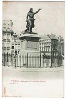 Tournai - Monument De La Princesse D'Epinoy - 1901 - Edit. A. Sugg Série 20/9 - 2 Scans - Doornik