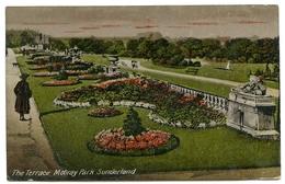 SUNDERLAND : MOBRAY PARK - THE TERRACE - Durham