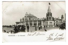 Ostende - Le Kursaal - 1902 - Edit. Th. Van Den Heuvel - 2 Scans - Oostende
