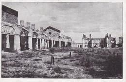 AK Brest-Litowsk - Zerstörte Markthalle - Feldpost - 1918 (34850) - Weißrussland