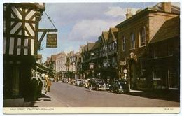 STRATFORD UPON AVON : HIGH STREET - Stratford Upon Avon