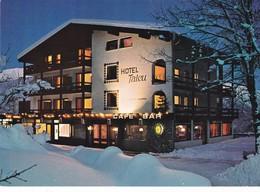 Postcard Burserberg Voralberg Austria Hotel Taleu  My Ref  B22628 - Austria