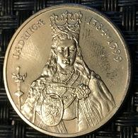"Poland 100 Zlotych 1988 ""Queen Jadwiga"" UNC - Polonia"