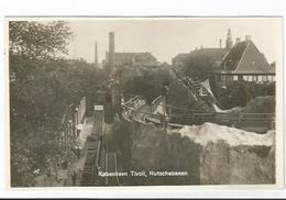 DENMARK - COPENHAGEN - KOBENHAVN - TIVOLI - RUTSCHEBANEN - ROLLERCOASTER - Posted 1931 - Danemark