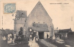 GASVILLE-OISEME - L'Eglise - Frankrijk