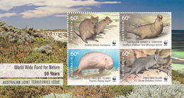 Australia 2011 50th Anniversary Of WWF Miniature Sheet MNH - 2010-... Elizabeth II