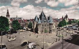 AMSTERDAM - Nieuwmarkt Met Waaggebouw - Amsterdam