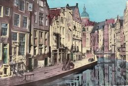 AMSTERDAM - O.Z Achterburgwal - Amsterdam