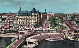 AMSTERDAM - Prins Hendrikkade - Amsterdam