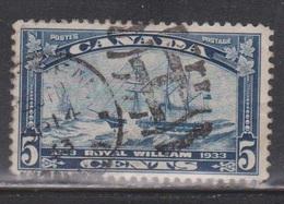 CANADA Scott # 204 Used - Royal William Steam Ship - 1911-1935 Règne De George V