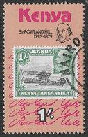 Kenya SG165 1979 Death Centenary Of Sir Rowland Hill 1/- Good/fine Used [37/30848/2D] - Kenya (1963-...)