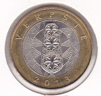 Lithuania - 2 Litai 2013 - Set Of 4 Coins - Bimetallic - UNC - Lithuania