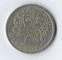 Portugal Monnaie 1 Escudo 1930 - Portogallo