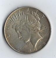 US One Dollar 1922 Peace - Émissions Fédérales