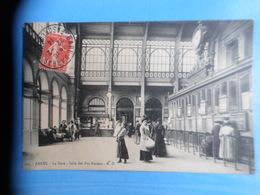 Carte Postale Gare D Arras Salle Des Pas Perdus - Stations Without Trains