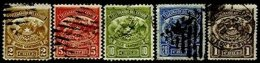 CHILE, Telegraphs, Used, F/VF - Cile