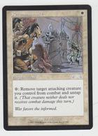 Magic The Gathering * Reconnaissance * English - White Cards