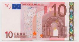 22 - BILLET 10 EURO 2002 NEUF Signature Wim Duisenberg N° U10176786014 Imp L009C2 - EURO