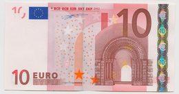36 - BILLET 10 EURO 2002 NEUF Signature Wim Duisenberg N° U10176785888 Imp L009C2 - 10 Euro
