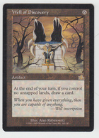 Magic The Gathering * Well Of Discovery * English - Artefatti