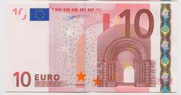 47 - BILLET 10 EURO 2002 NEUF Signature Wim Duisenberg N° U10176785429 Imp L009C2 - EURO