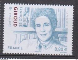 2016-N°5079** F.GIROUD - France