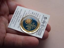 SPORTS CAR CLUB Of AMERICA ( SCCA San Francisco Region 1999 Mars 27 - 28 SEARS Point ) Pin - Brooch ! - Pins