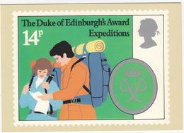 Expeditions - (14p Stamp) - The Duke Of Edinburgh's Award  - 1981 - (U.K.) - Postzegels (afbeeldingen)