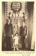 - Thèmes -ref-A649- Famille Royale - Duc De Guise - Henri De France - Comte De Paris - 3e Regiment Du Genie - Militaria - Familles Royales