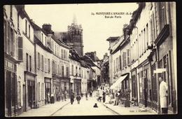 D 78 - MONTFORT-L'AMAURY - Rue De Paris - Montfort L'Amaury