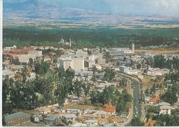 ADDIS ABEBA AERIAL VIEW  (709) - Ethiopie