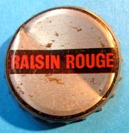 CAPSULE RAISIN ROUGE - Capsules